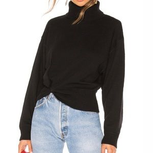 T by Alexander Wang Layered Turtleneck Sweater